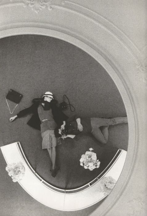 Photo by David Bailey, 1960s.