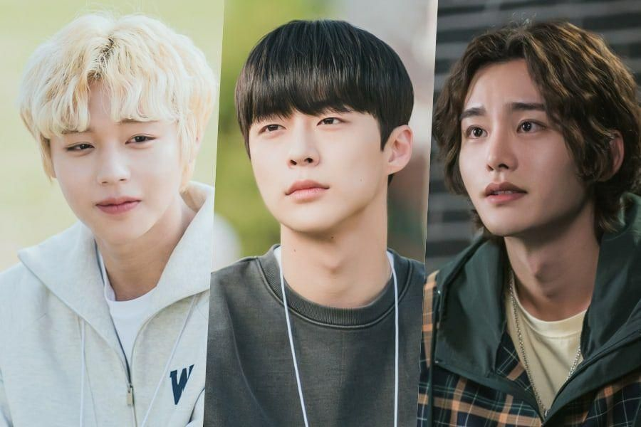 Park Ji Hoon, Bae In Hyuk, And Choi Jung Woo Are 3 Very Different College Students In Upcoming Romance Drama