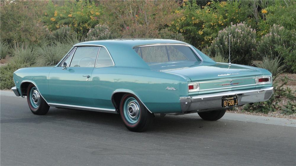 1966 Chevrolet Chevelle Malibu 2 Door Hardtop 174786 Chevrolet Chevelle Malibu Chevrolet Chevelle Chevelle