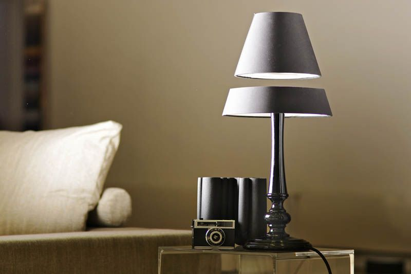 Floating Table Lamps Are Awesome Lamp Design Lamp Decor