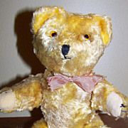 Early Yellow Teddy Bear Excelsior Stuffing
