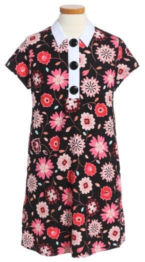 a0d654ebc Toddler Girl's Kate Spade New York Collared Shift Dress | Cora ...