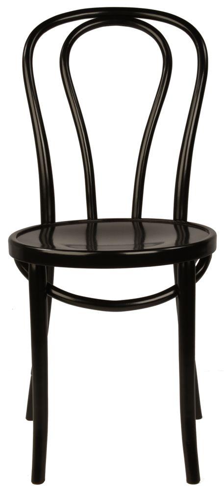 replica thonet bentwood chair black 159 each mid century a