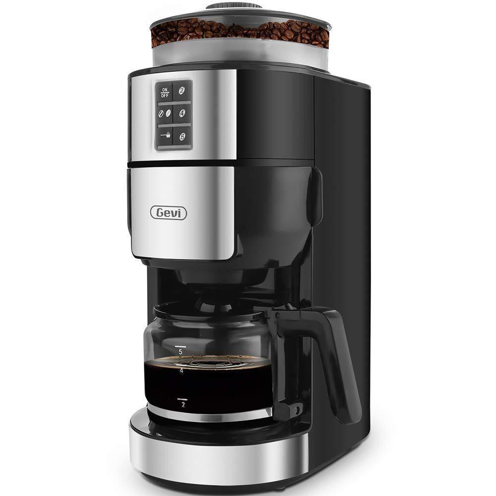 Boyel living 5cups 28 oz black coffee grinder machine