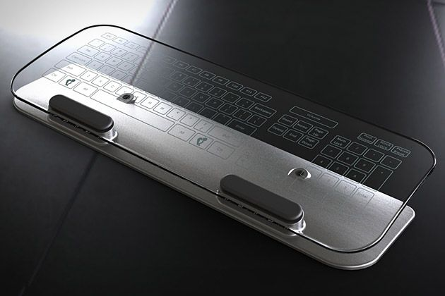 Is this going to be the next generation Apple innovation? A Glass Multi-Touch Keyboard & Mouse? I would absolutely want it!