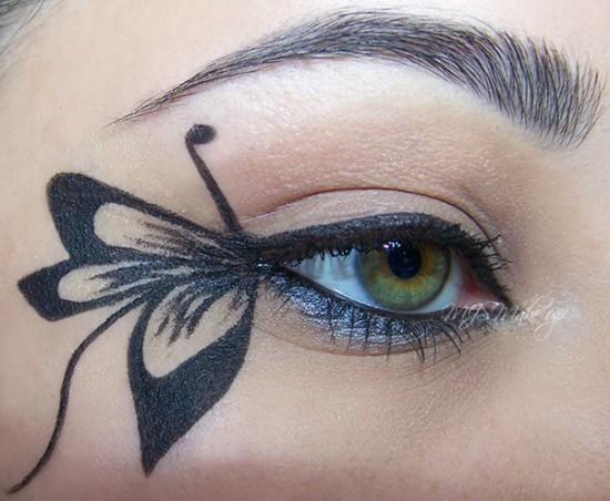 Pin On Diy Halloween Makeup