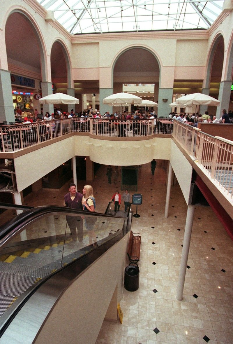 FLASHBACK PHOTOS Metro Atlanta malls through the years in