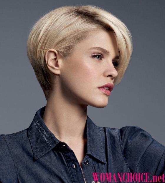 Короткое каре - 79 фото каре на короткие волосы | Женские ...