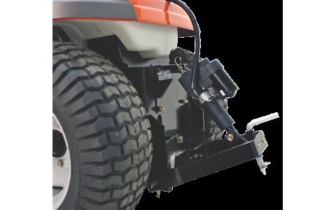 Husqvarna Sleeve Hitch for Garden Tractors Mowers & Outdoor Power ...