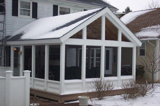 Three Season Porch Plans Ideas You