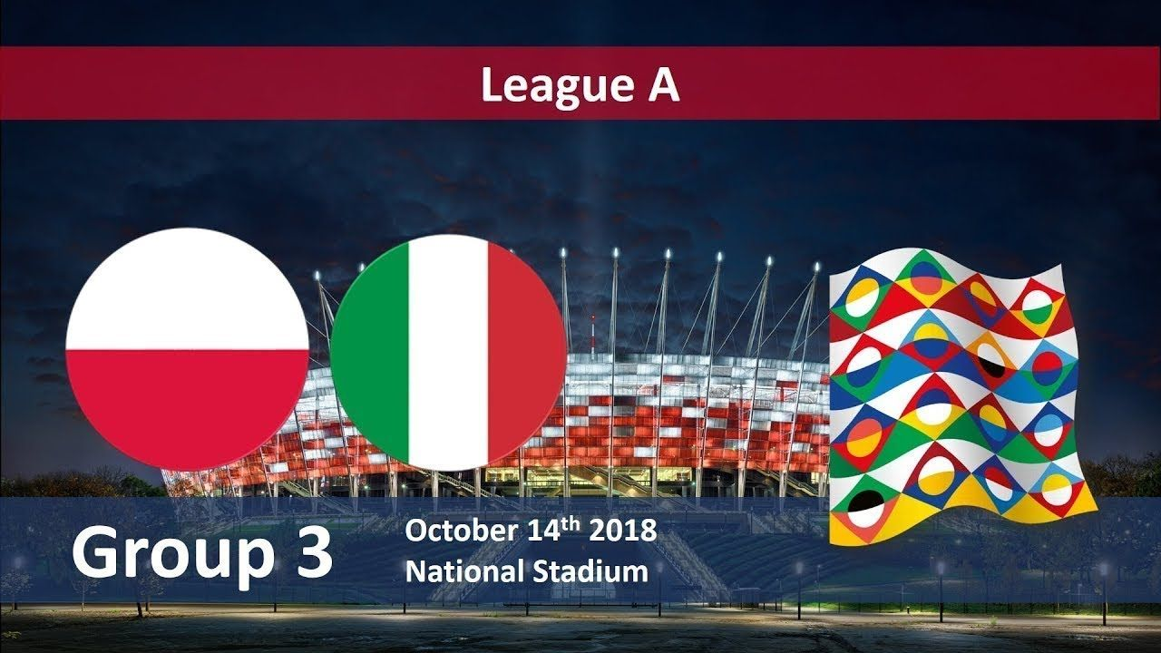 Poland Vs Italy Uefa Nations League Grp A Gameplays Pc