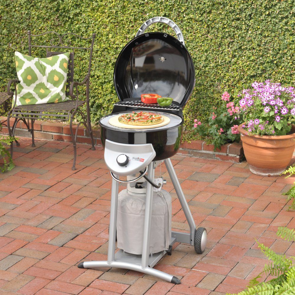 Char-Broil TRU-Infrared 240 Gas Grill - With 13,000 BTUs of cooking power, the Char-Broil TRU-Infrared 240 Gas Grill offers all the performance of a full-sized grill in an easy-to-use,...