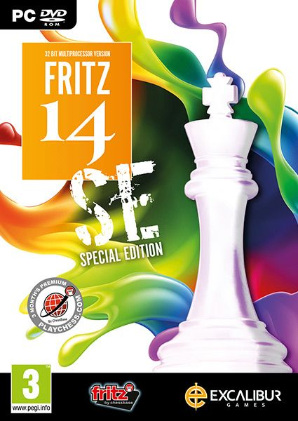 The benchmark by which all chess programs are measured, Fritz Chess