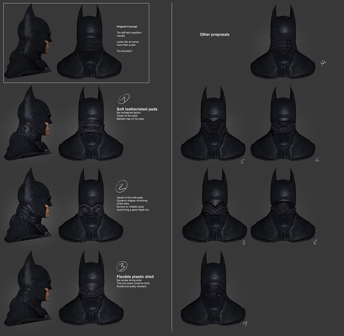 Batman Arkham Knight Batcave: How To Make The Batman Suit In Arkham Knights Blueprints