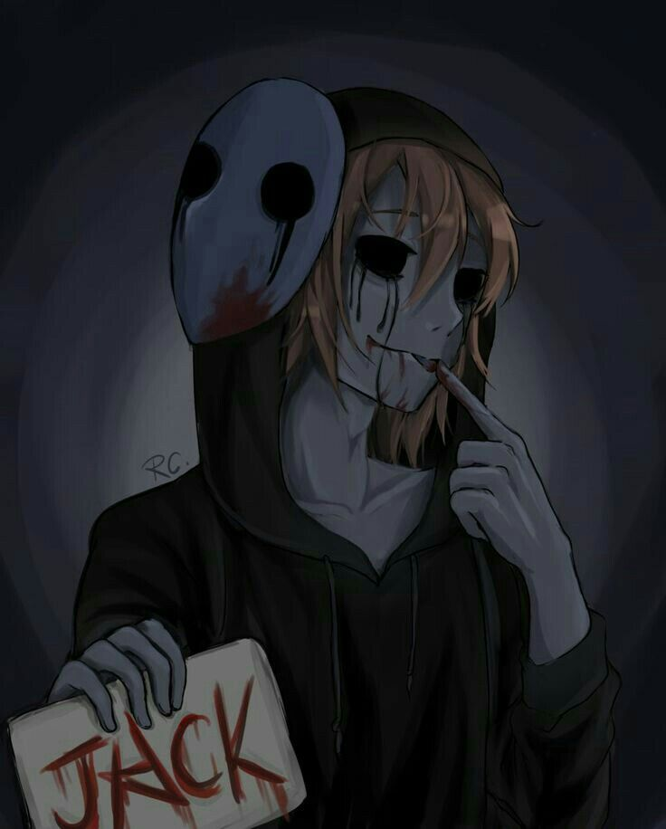 Eyeless Ben Drowned X Jack Sin