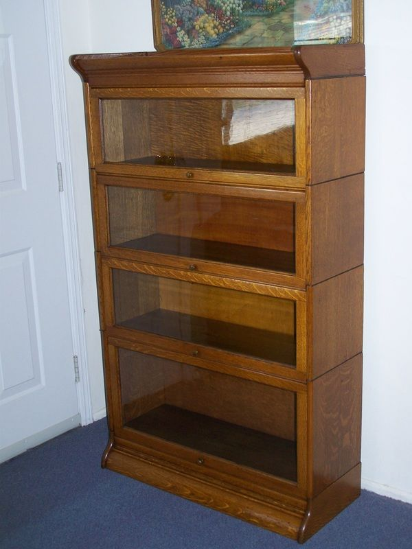 4 Stack Quot D Quot Gunn Sold Barrister Bookcase Bookcases For Sale Bookcase