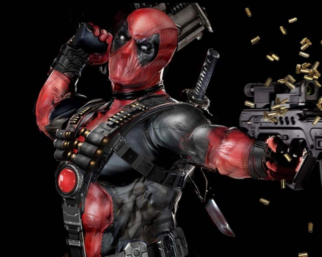 45+ HD Deadpool Wallpapers And Backgrounds For PC And