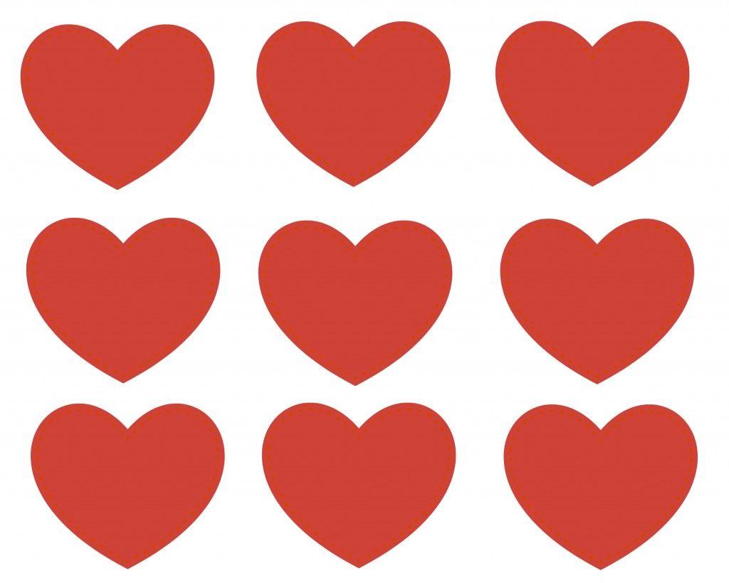 corazonespararecortar | Manualidades | Pinterest | Corazones para ...