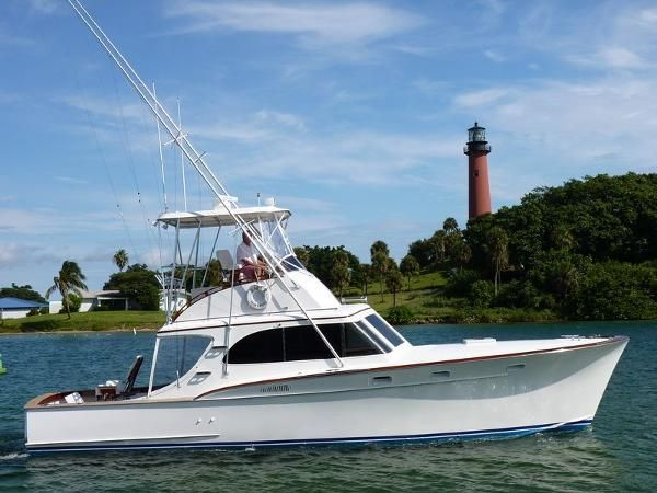 Used 1964 Rybovich Sportfish Palm Beach Fl 34996 Boattrader
