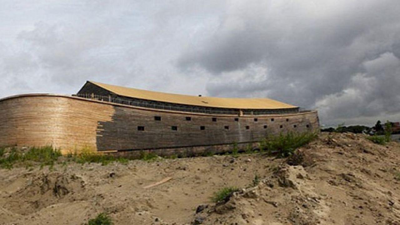 أين تقع سفينة نوح Noahs Ark Unusual Homes Ark