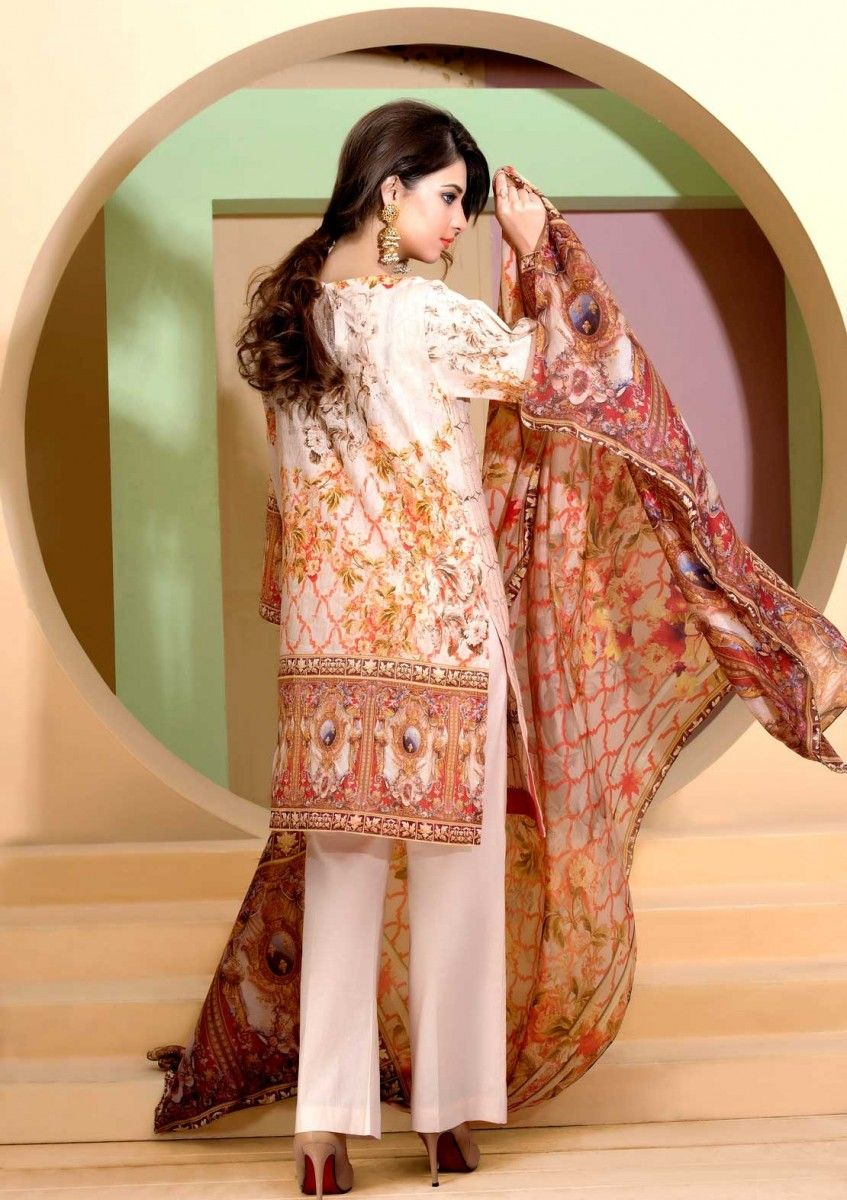 Warda spring summer collection 2016 vol 1 with prices beststylo com - Eid Collection