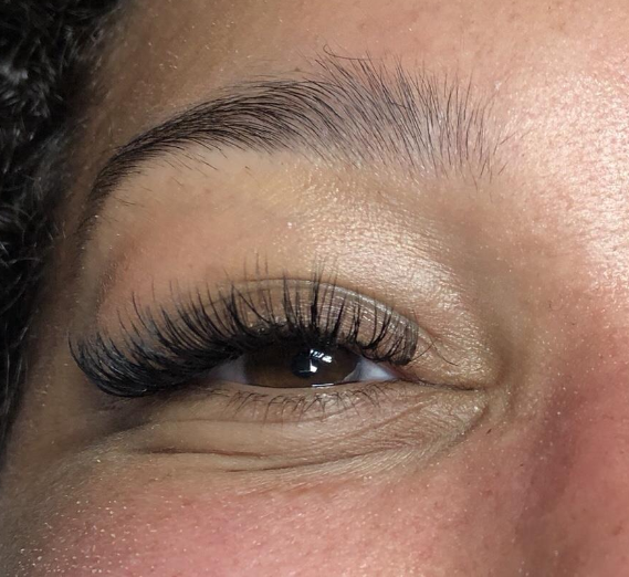 Regular Hybrid Touch up 80 Hybrid Lashes with give you