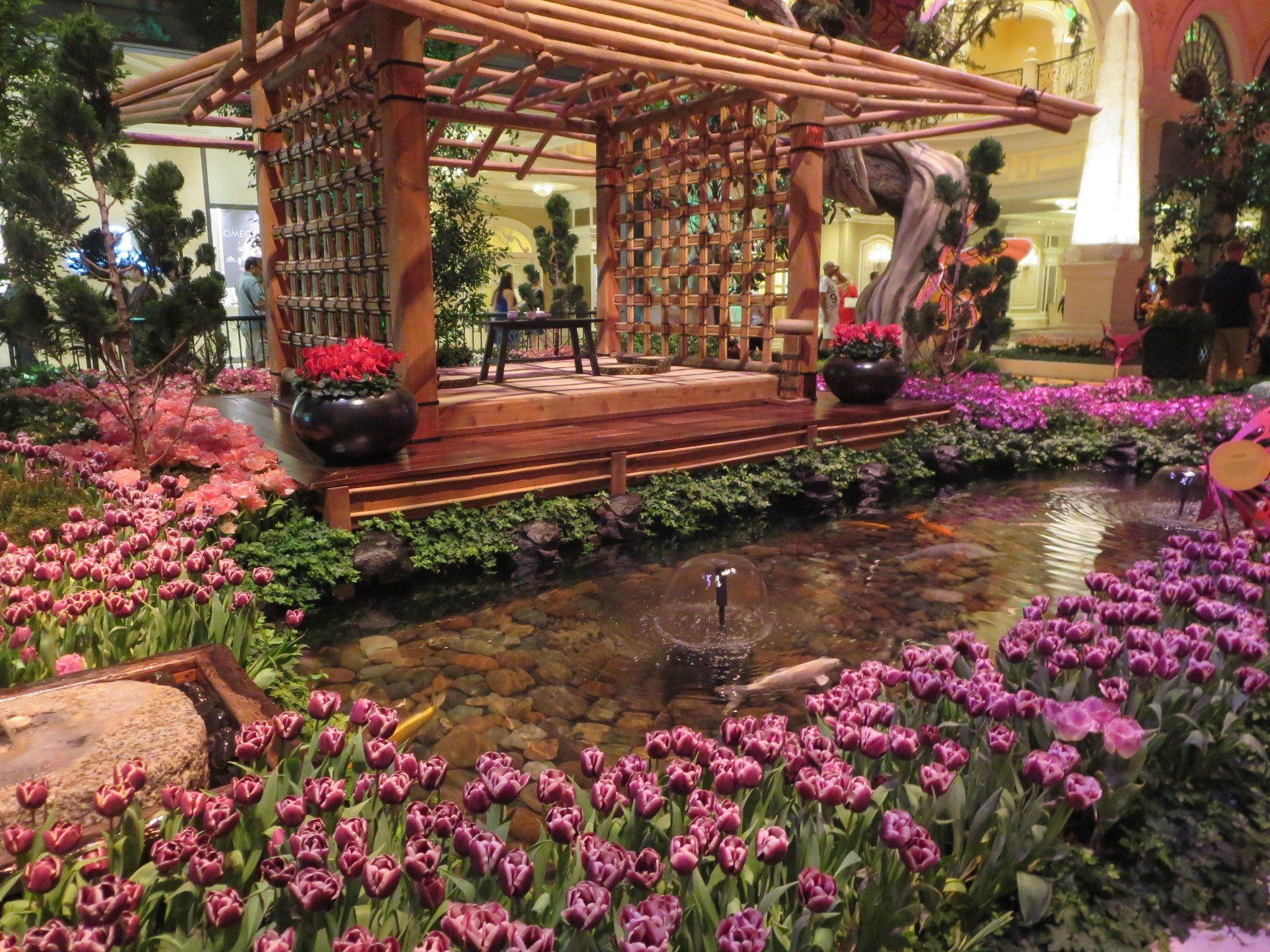 Conservatory & Botanical Gardens at Bellagio (Las Vegas, NV): Top ...
