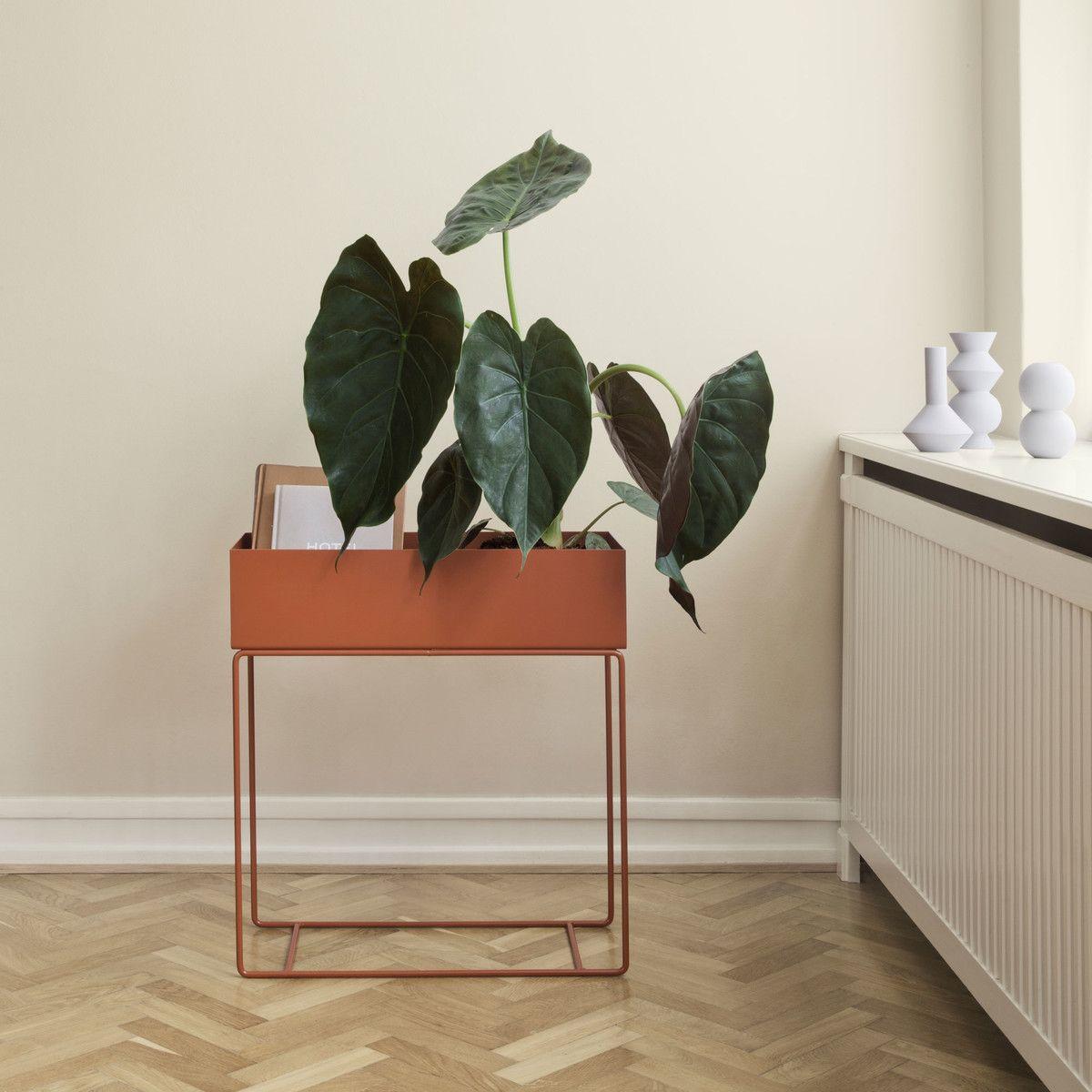 Plant Box von ferm Living in Orange