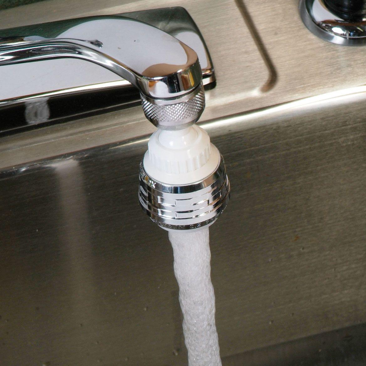 Faucet sprayer aerator307154 construir