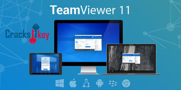 Teamviewer 11 with full version and Crack free download
