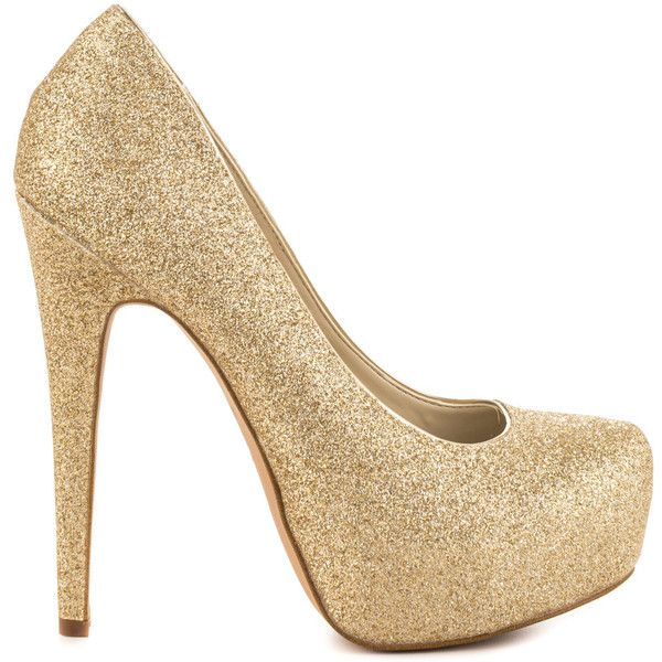 ef9cc81cbb7 Aldo Women s Frius - Champagne ( 80) ❤ liked on Polyvore featuring shoes