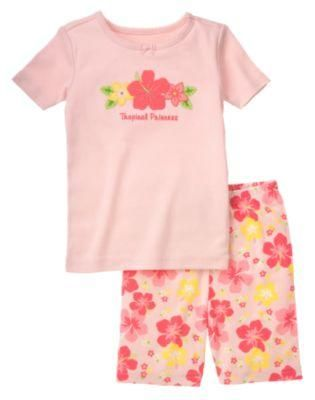 Gymboree Mermaid Magic Sleepwear