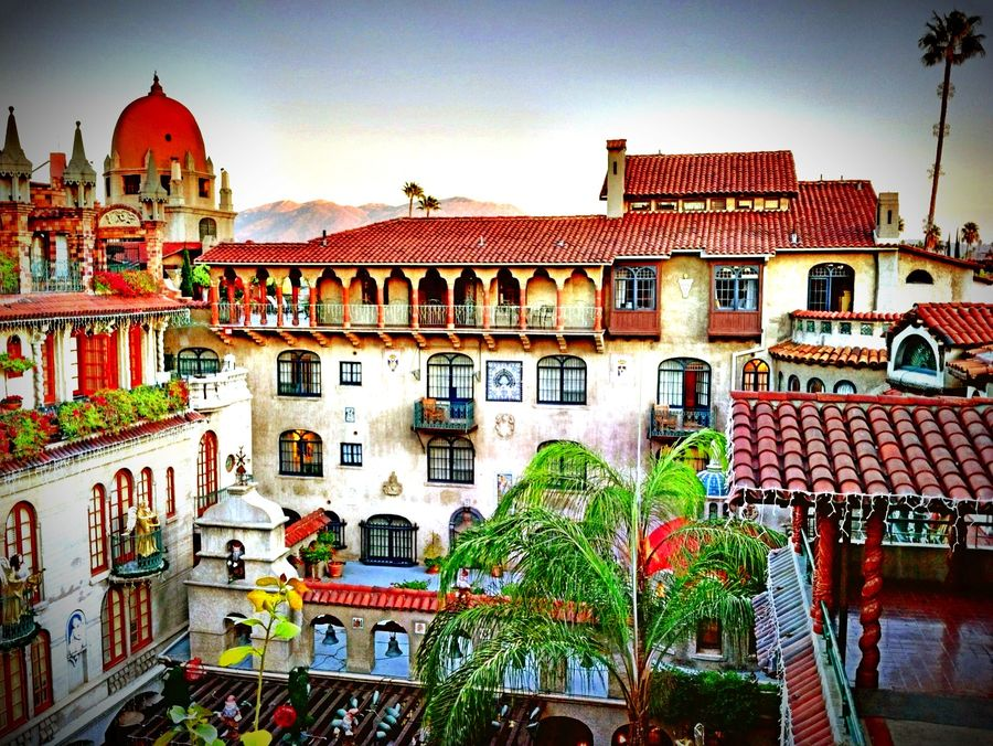 mission inn riverside courtyard photography inspirations. Black Bedroom Furniture Sets. Home Design Ideas
