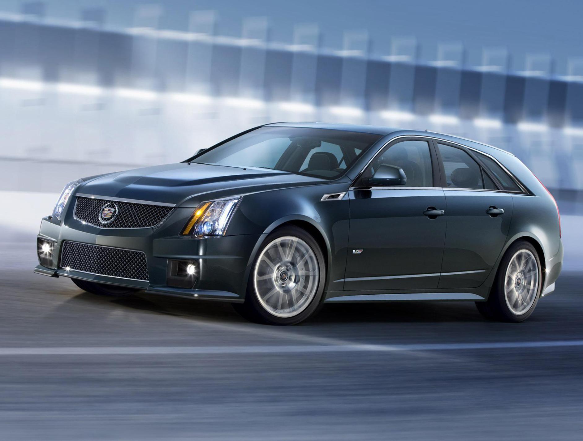 Cadillac cts v wagon review http autotras com