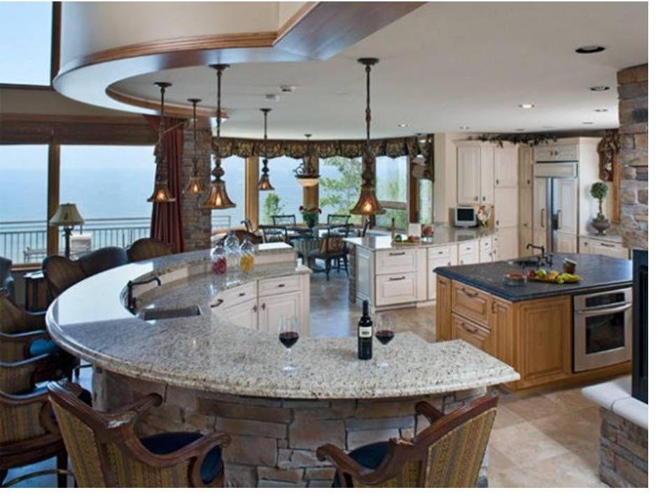 Modelos de cocinas con islas cocinas modernas con islas for Modelos de islas de cocina modernas