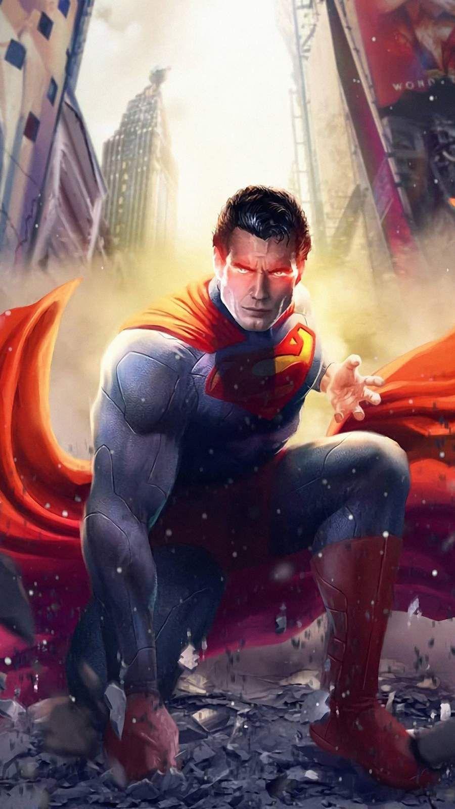 Henry Cavill Superman Iphone Wallpaper Superman Wallpaper Superman Art Superhero Wallpaper