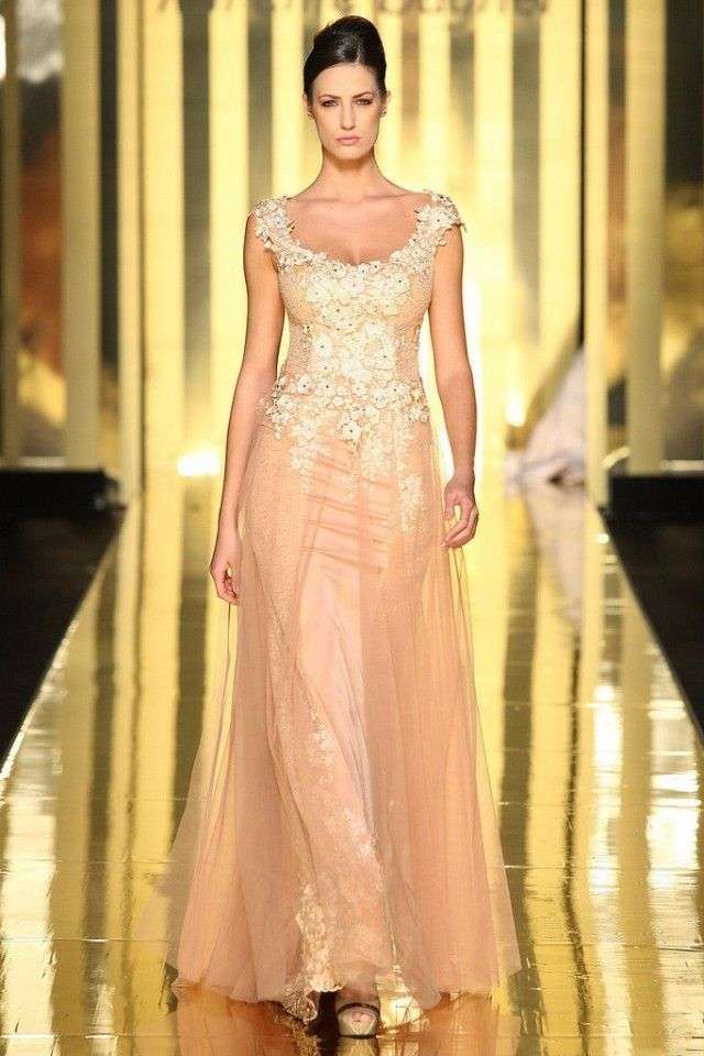 Mireille dagher haute couture s s 2013 if i were getting for Haute couture today