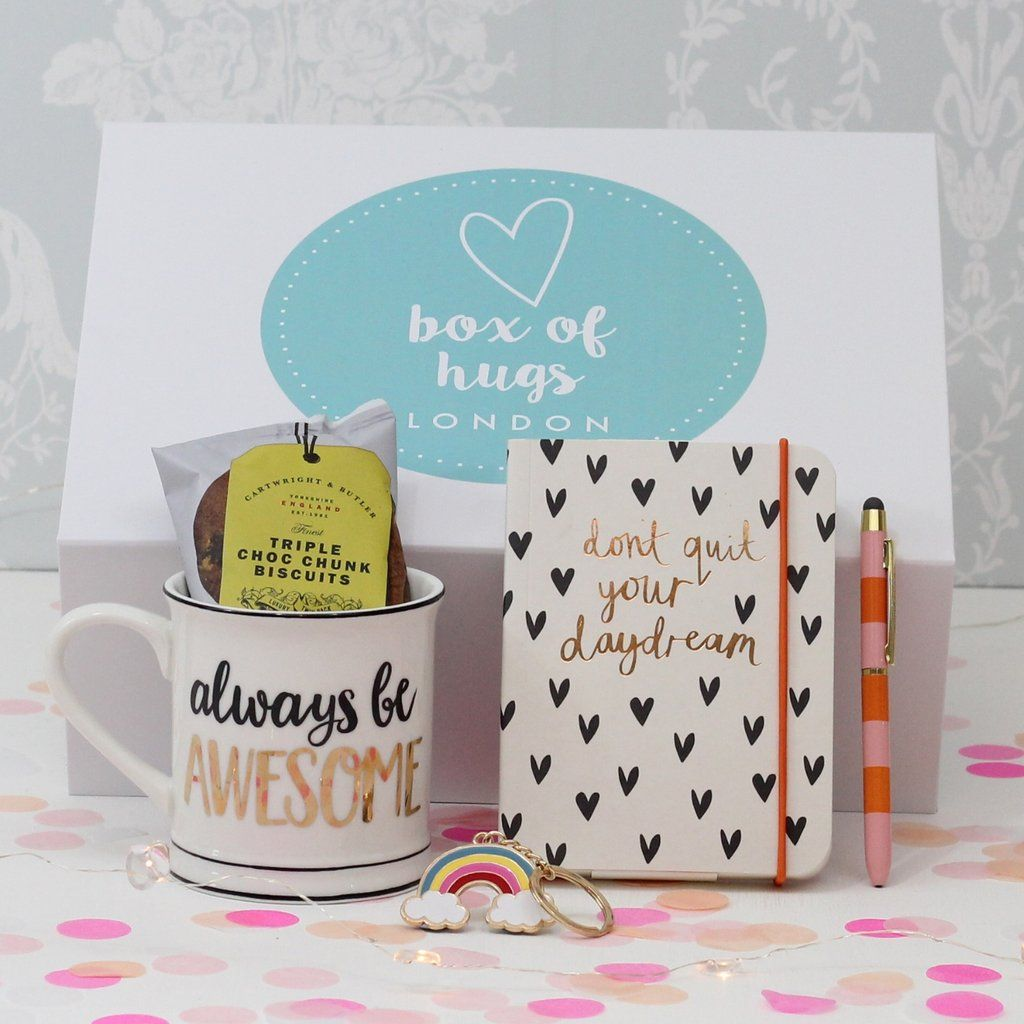Day dream hug box with images get well soon gifts gifts