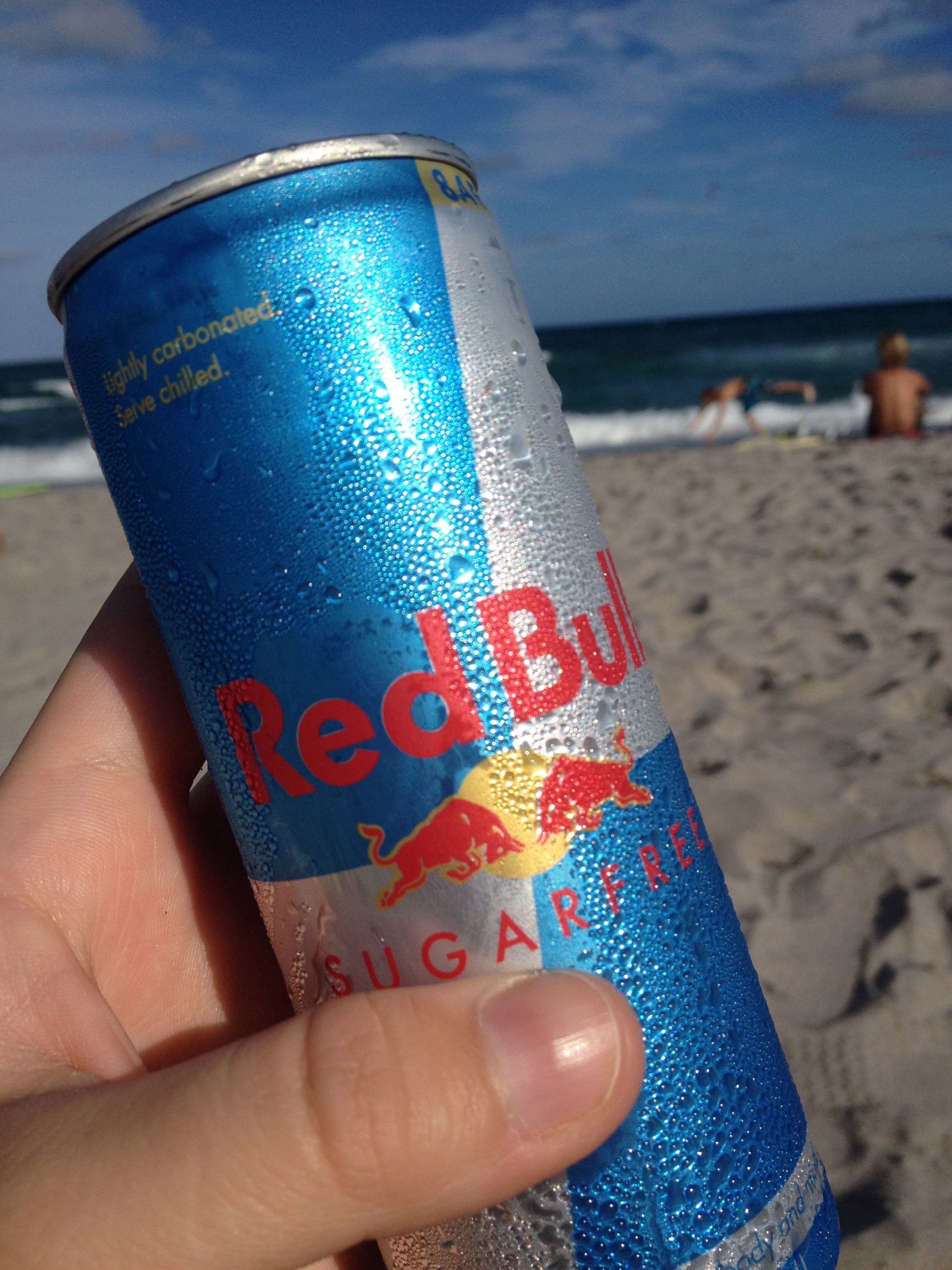I went to ft lauderdale beach with my friend and was