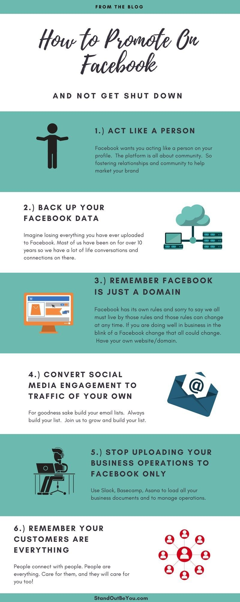How To Promote A Business On Facebook And Not Get Shutdown Facebook Marketing Strategy Facebook Business Facebook Marketing