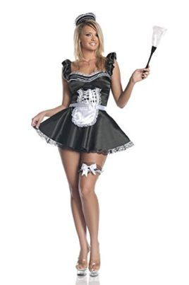 Mystery House Plus Size Upstairs Maid Costume Get dressed headpiece and duster Get dressed Headpiece Duster  sc 1 st  Pinterest & Mystery House Plus Size Upstairs Maid Costume Get dressed headpiece ...