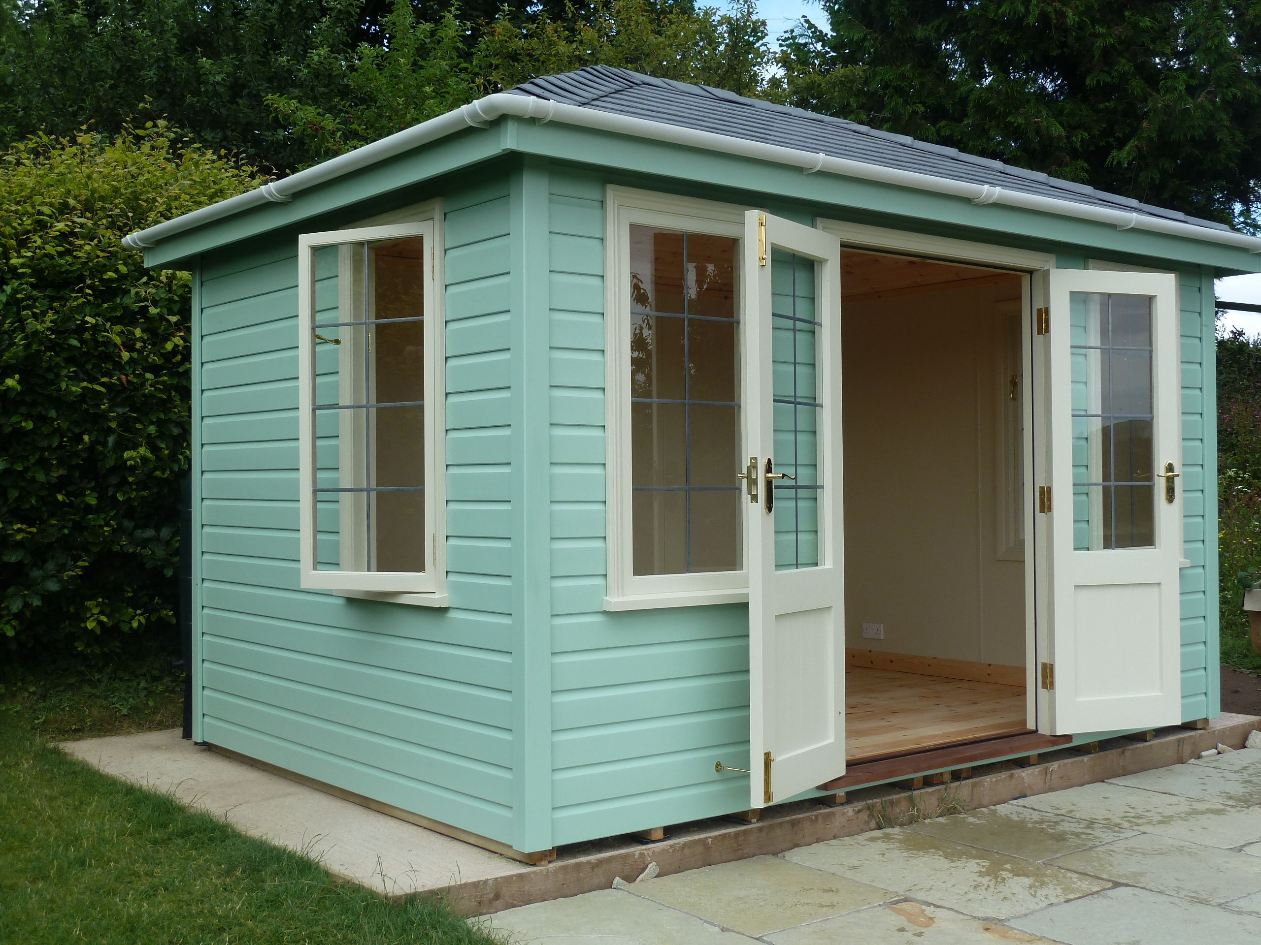 Summerhouse The Handmade Garden Storage Company Devon