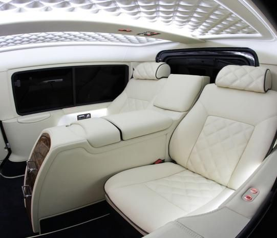 World S Most Luxurious Car Interiors With Images Luxury Car