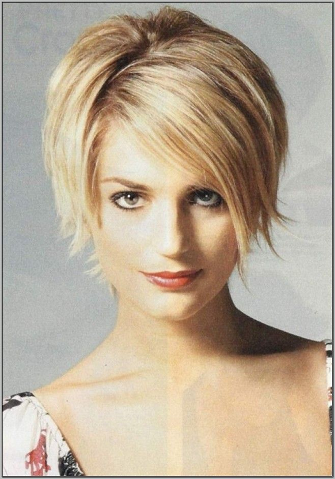 Short Haircuts For Thin Curly Hair Best Ideas For Fit Women