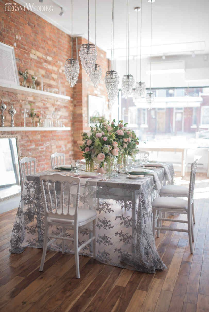 Boho Dream Catchers Wedding Inspiration in   Wedding Table