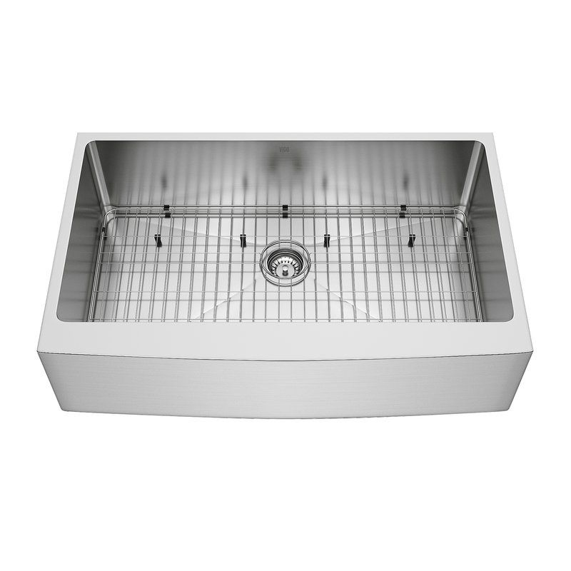 Camden 36 L X 22 W Farmhouse Apron Kitchen Sink Stainless Steel Kitchen Sink Farmhouse Sink Kitchen Farmhouse Apron Kitchen Sinks