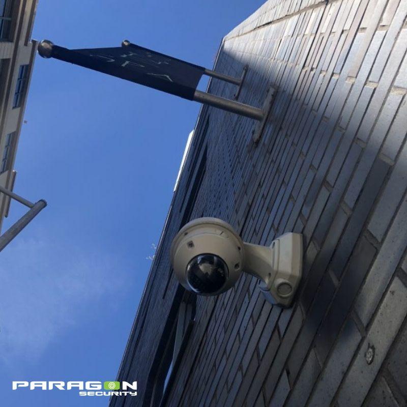 Security Camera System By Paragon Security Locksmith Brooklyn