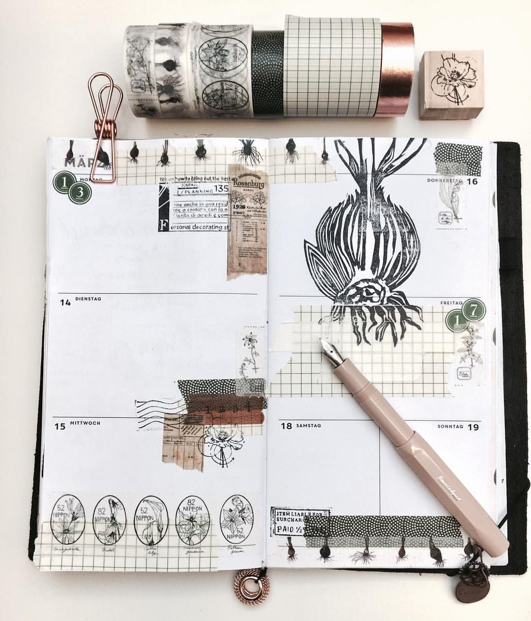 """192 Likes, 4 Comments - Sophie 🖤 (@plannerphie) on Instagram: """"I'm ready for next week ☺🙌🏻 see the process on my YouTube channel <3 link in my bio 🖤 what's your…"""""""
