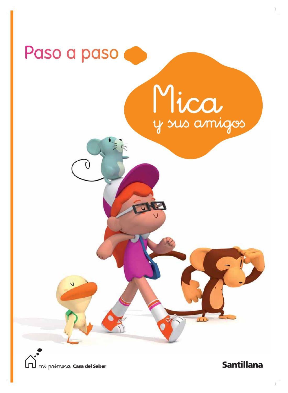 novedades  Mica y sus amigos
