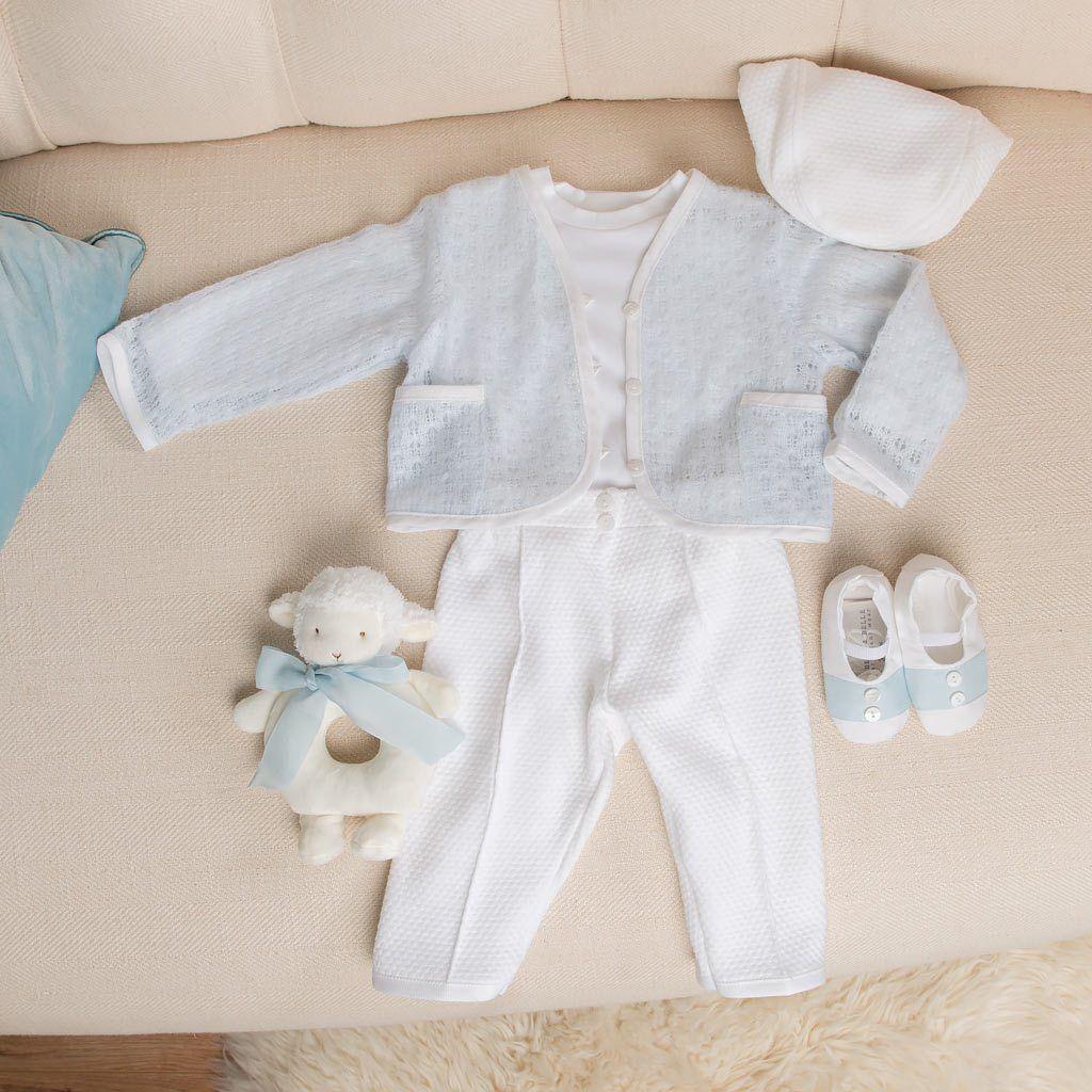 21def9452 Baby Boy Outfit Set - Newborn Boy Clothing - Designer Newborn ...
